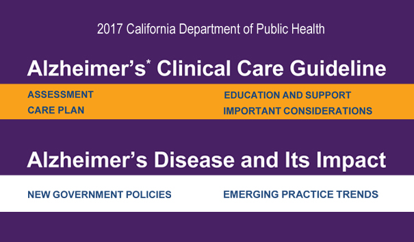 2017 Alzheimer's Clinical Care Guideline