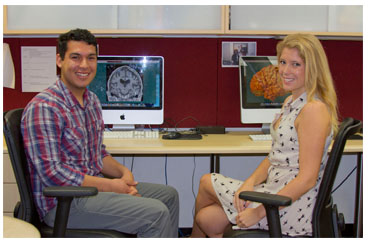 Staff Update from Dr. Apostolova's Neuroimaging Laboratory