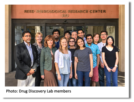 Drug Discovery Lab Members
