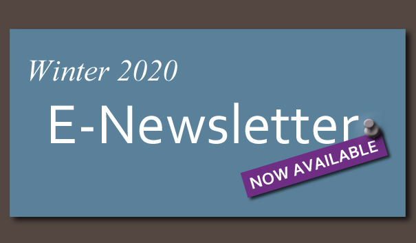Winter 2020 Newsletter